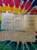 Test Prep Reading Skills Task Cards With ANSWER KEY Small Group Activity Learning Center