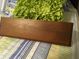 Shelf Vintage Wooden DIY 18 by 5 1/2 Inches Ready to Add YOUR Personal Touch