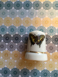 Thimbles #3 Vintage Butterflies SET of 6