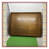 Tray Wooden Vintage DIY Waiting for YOUR Creativity