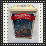 Tin Vintage Cracker Jack 100th Anniversary Commemorative Canister Advertising Tin Collector c. 1993