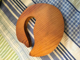 Swan Wooden Unfinished Ready for YOUR Creativity Shelf Sitter