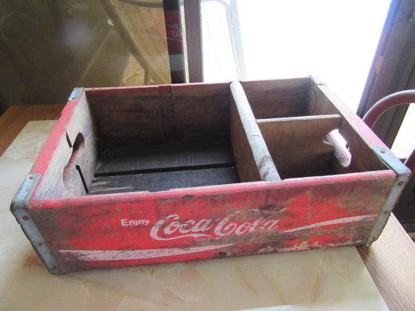 Crate Coca Cola Advertising For the Big Jugs of Coke Vintage Storage Wall Art - JAMsCraftCloset