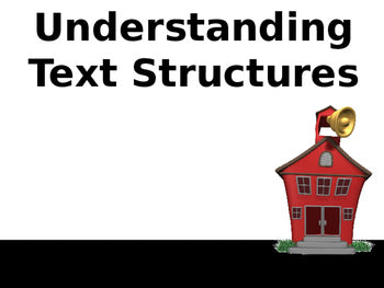 Understanding Text Structure-Complete Teacher PowerPoint Lesson With Pretest Practice Posttest JAMsCraftCloset