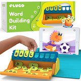 Plugo Letters by PlayShifu - Word Building with Stories & Puzzles | STEM Activities for Kids Ages 4 - 10 | Interactive Vocabulary Games | STEM toys | Educational Toys for Kids (App Based)