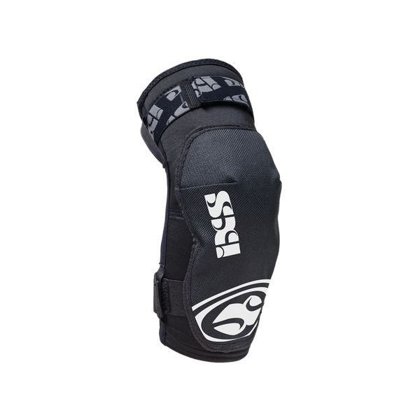 IXS HACK EVO ELBOW BLK MNS XL