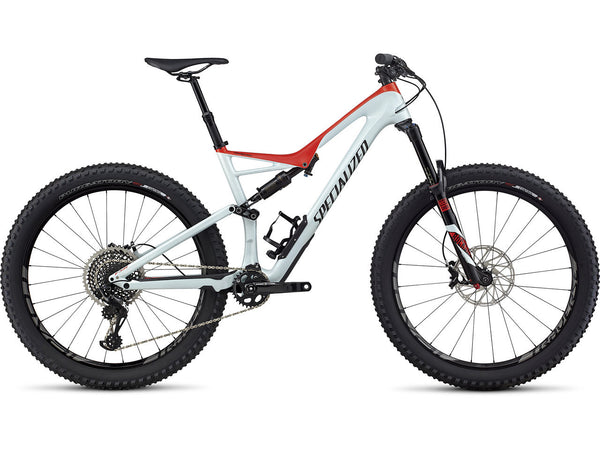 2017 SJ FSR PRO CARBON 6FATTIE - Baby Blue/Nordic Red/Black LG