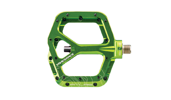 Atlas Pedal - Green