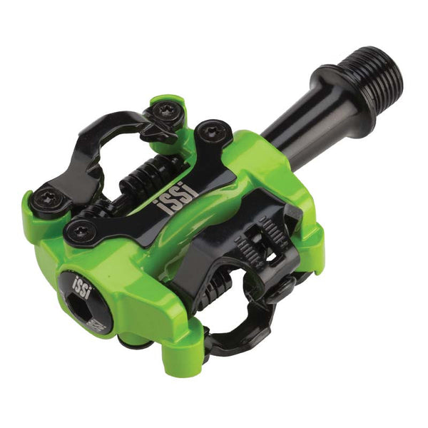 Pedal iSSi II Triple Lime Green