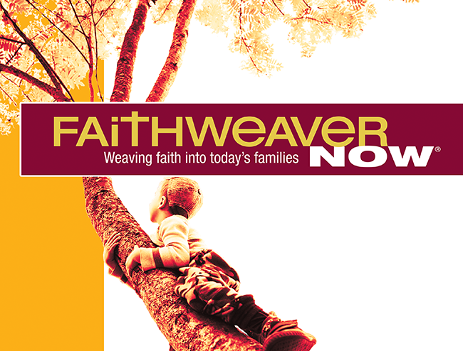 Faithweaver Now Curriculum Logo