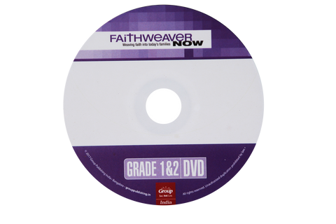 FaithWeaverNow Year 1 DVD - Grade 1&2