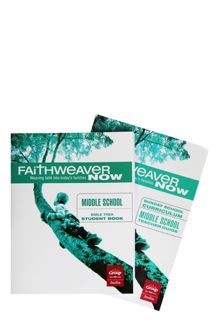 FaithWeaverNow Year 2 One Class Package - Middle School