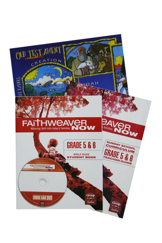 FaithWeaverNow One Class Package - Grade 5&6