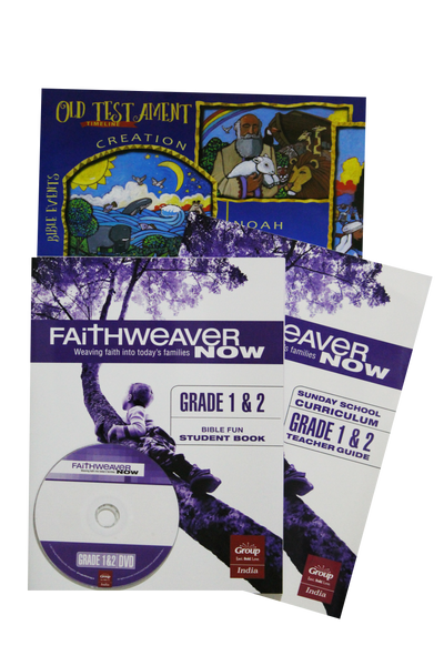FaithWeaverNow Year 2 One Class Package - Grade 1&2