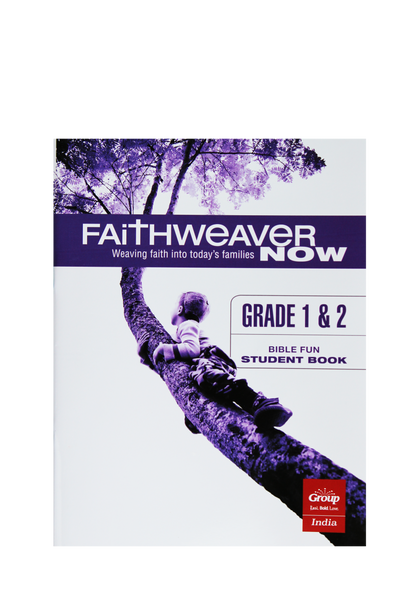 FaithWeaverNow Year 1 Student Book Grade 1&2