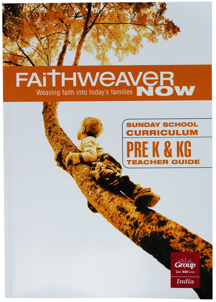 FaithWeaverNow Year 2 Teacher Guide Pre K & KG