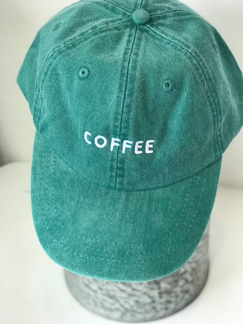Coffee cap