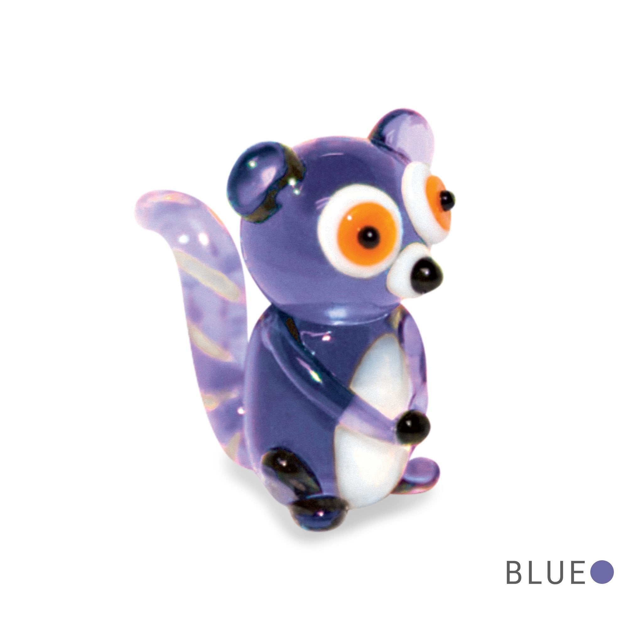 Bebe the Bush Baby (in Tynies Collector's Frame) miniature glass figurines