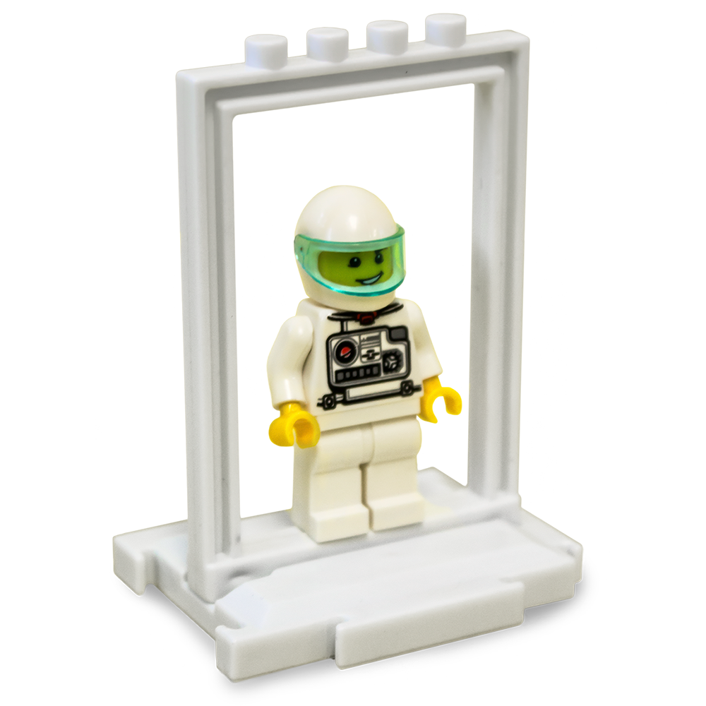 Brick Figure Frames 50-Pack