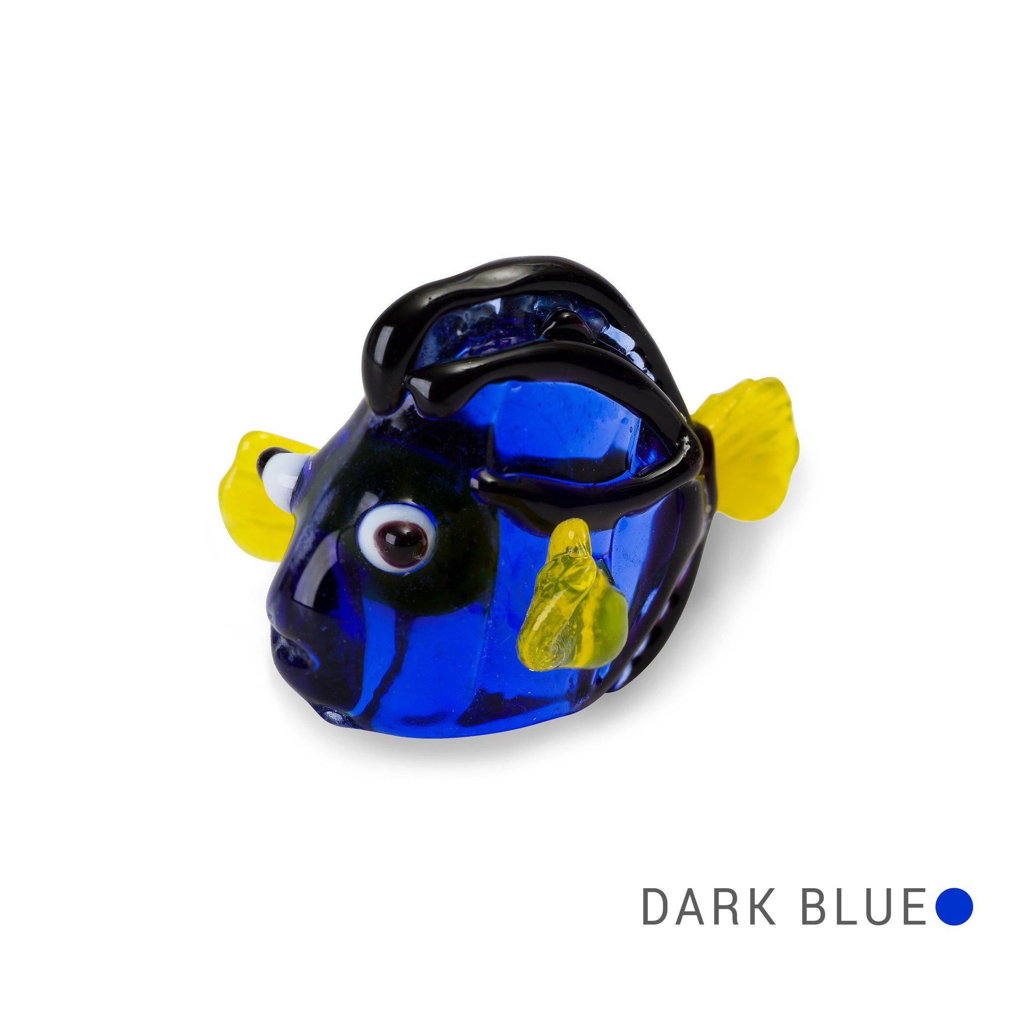 DORA the Blue Hippo Tang Fish (in Tynies Collector's Frame)