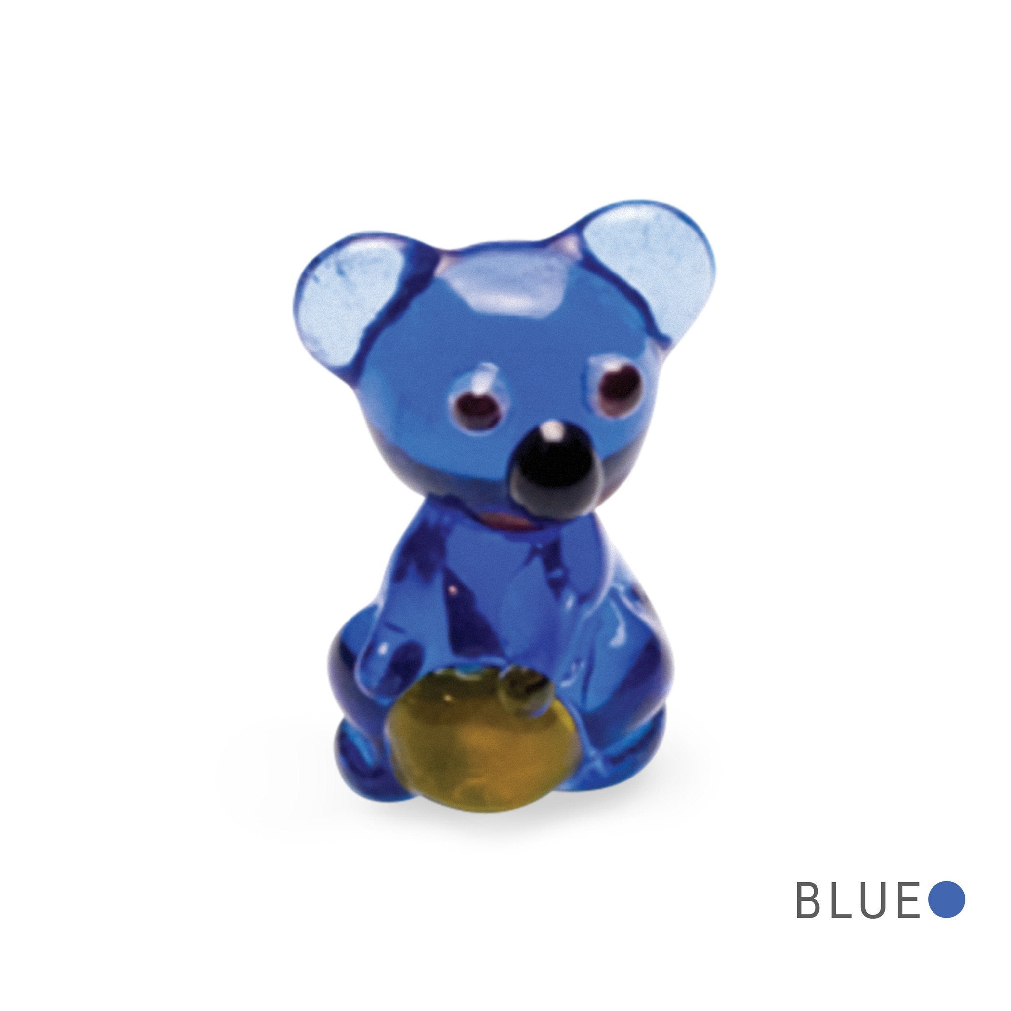 Kia the Koala (in Tynies Collector's Frame) Miniature glass figurines