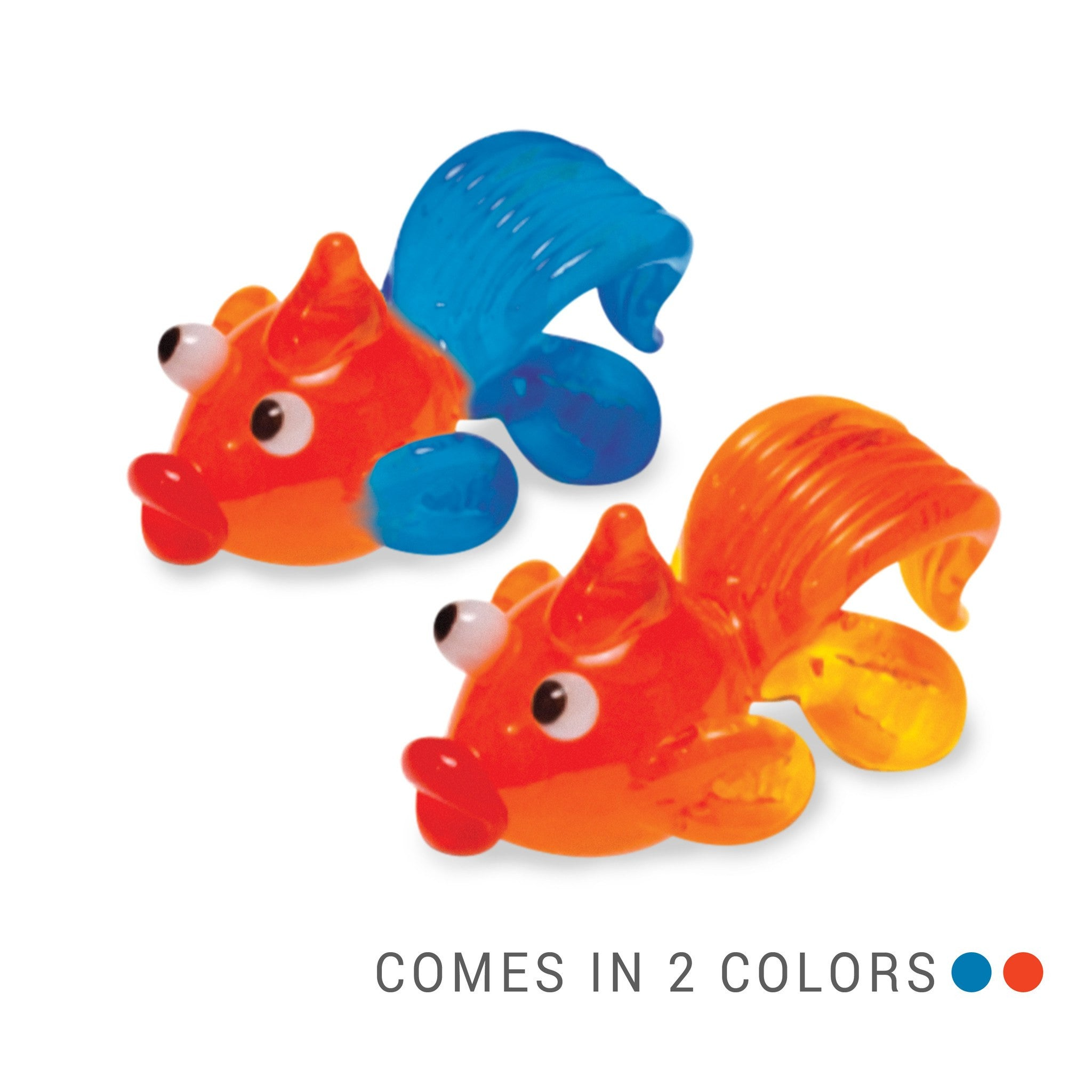 Pip the Gold Fish (in Tynies Collector's Frame) Miniature glass figurines