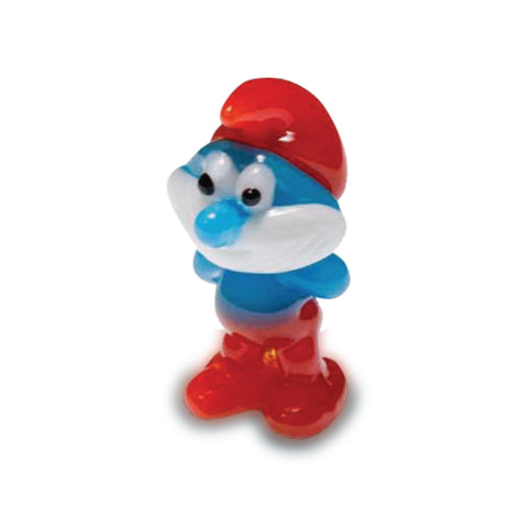 Papa Smurf - Smurfs (in Tynies Collector's Frame)