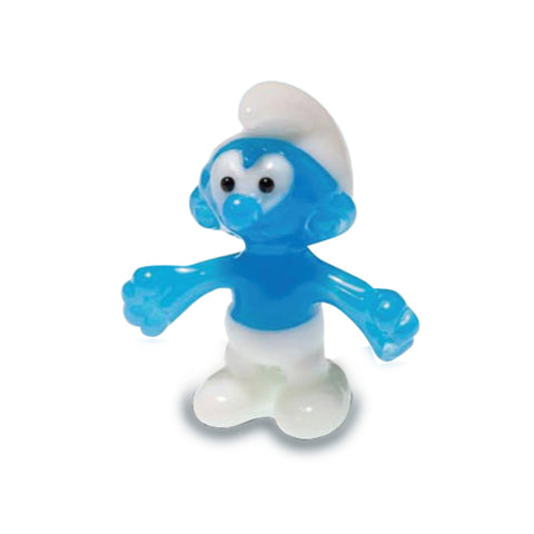 Julius Cupcake Paul Frank Collectible Miniature Glass Figurine in Tynies Collector's Frame