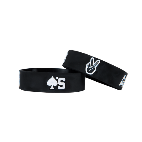 Aces Deuce Wristband - 2 Pack