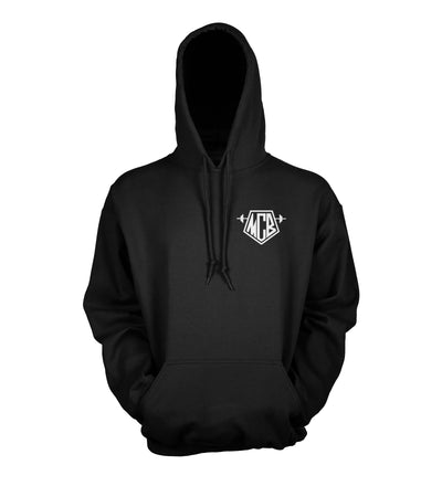 MCB Pullover Hoodie - MUSCLECITYBARBELL