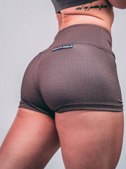 MCB CARBON FIBER BOOTY SHORTS - MUSCLECITYBARBELL