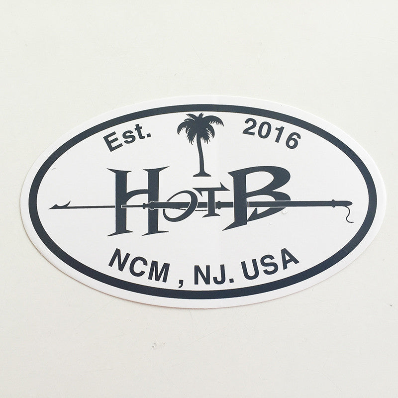 HotB Stickers