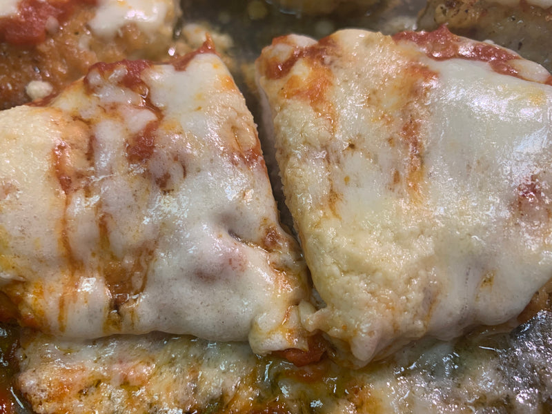 Recipe: Chicken Cutlet Parmesan