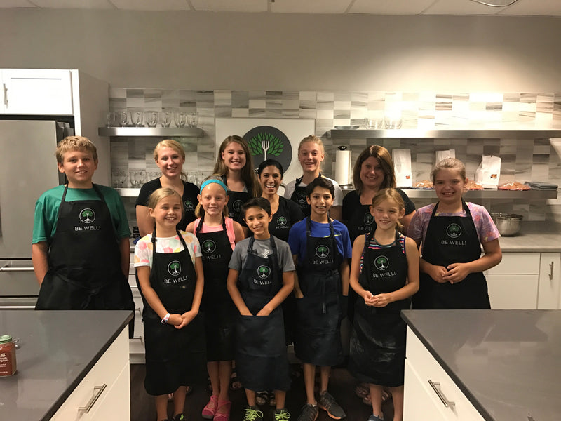 Kids Can Cook Fall Series