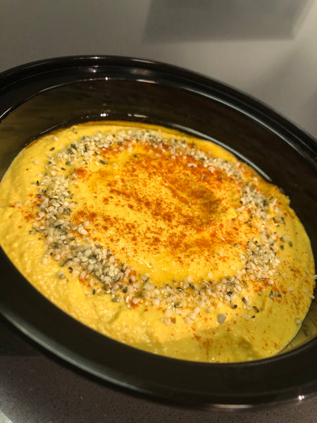 Recipe: Pumpkin Hummus