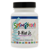 D-Hist Jr. 75mg Ortho Molecular 60 Tablets
