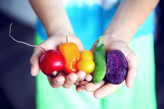Kids Can Cook: Veggie-Fun Kitchen Class