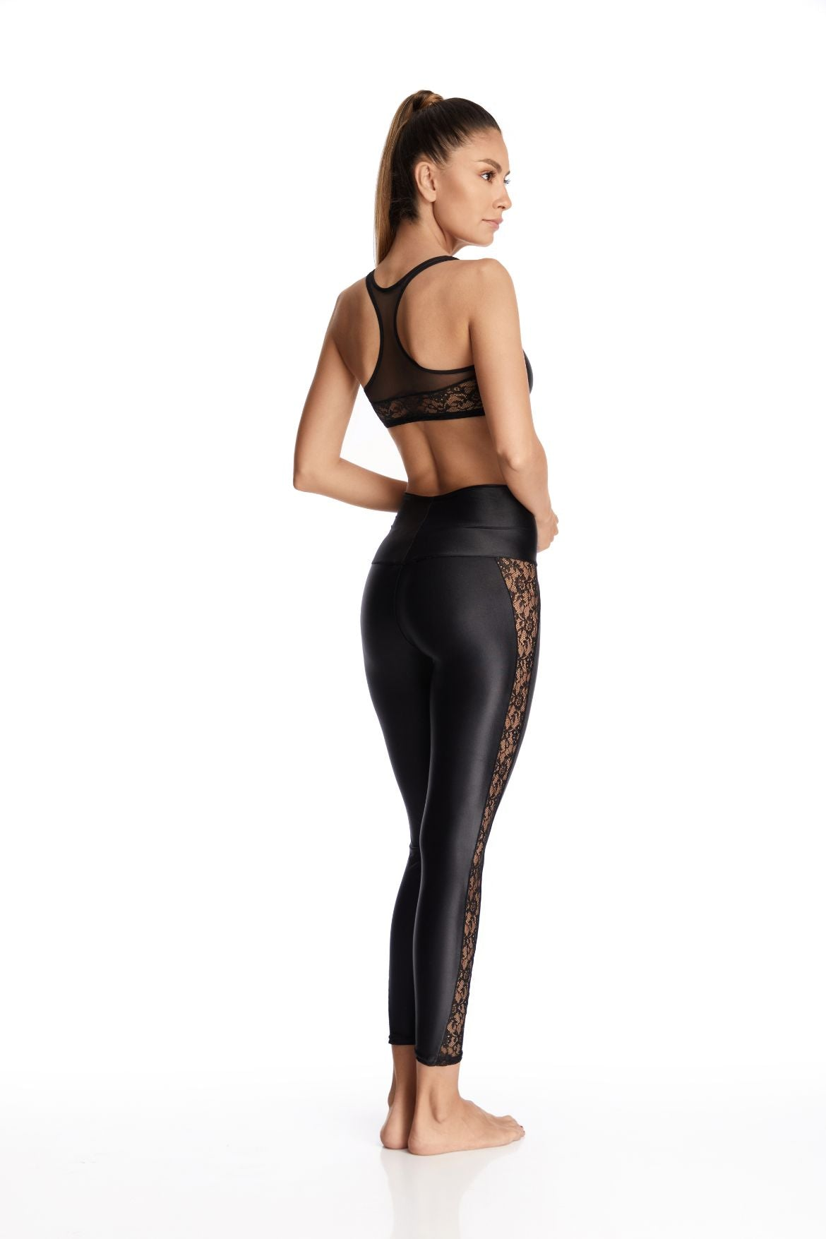 Feel Free Leggings in Black - I.D. Sarrieri