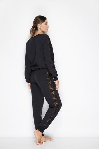 After Hours Pants in Black