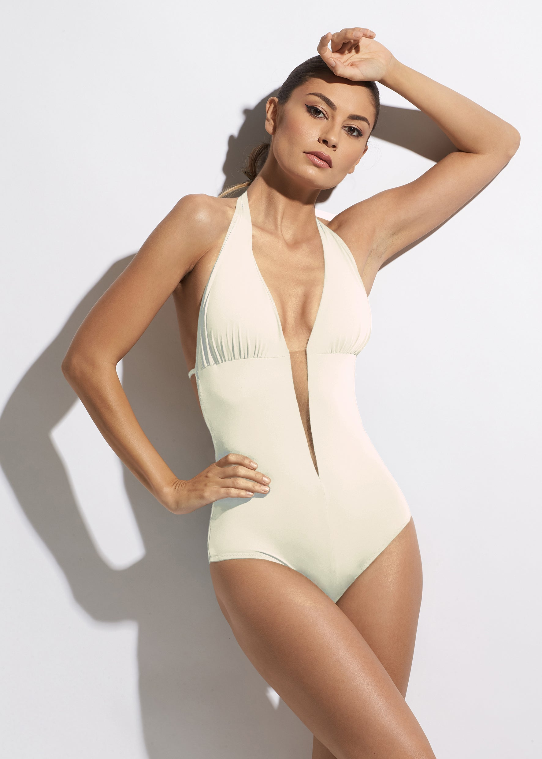 c3e614c1b4 Summer On My Mind Swimsuit in Crème