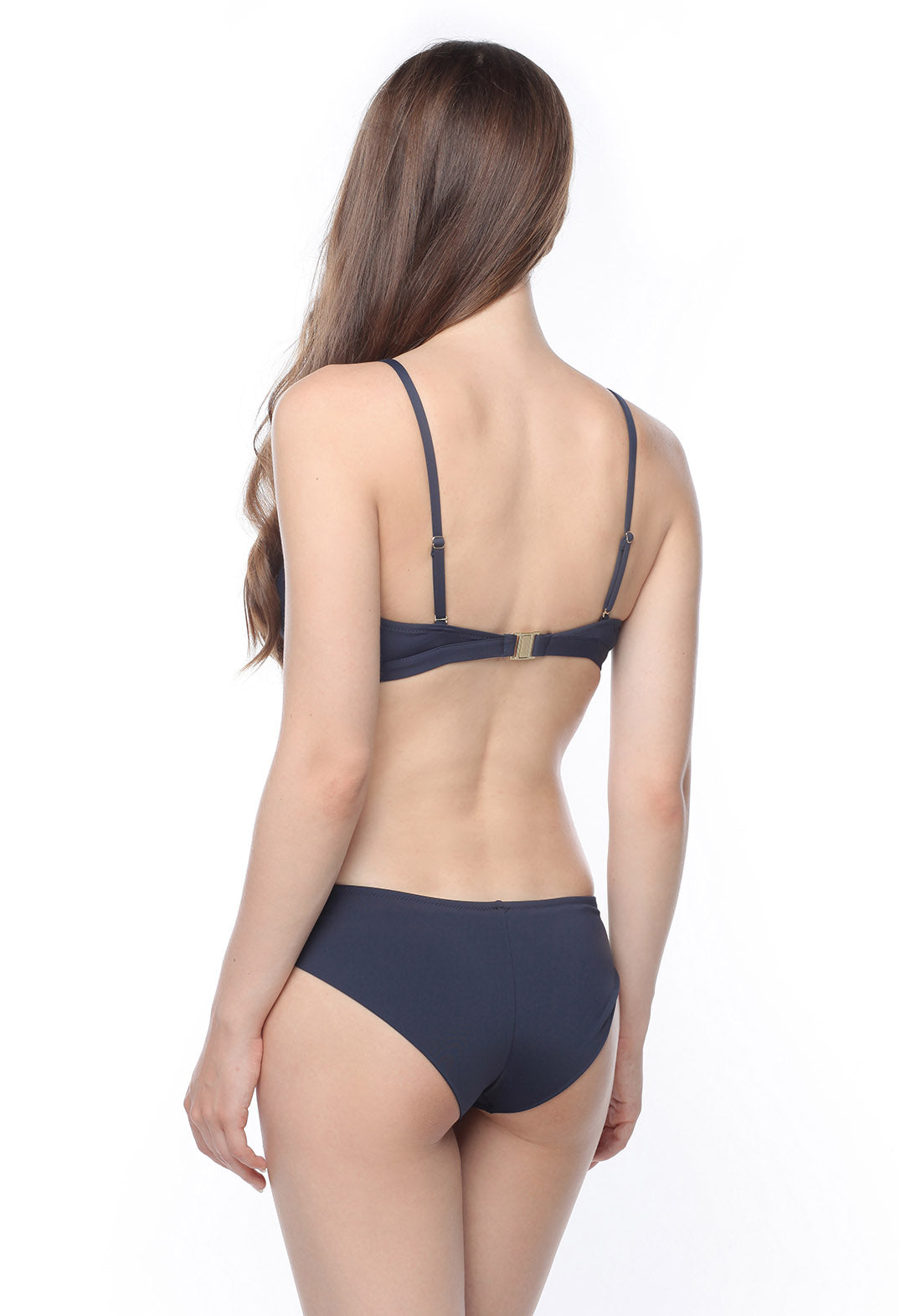 Caprice d'Été Triangle Bra in Navy