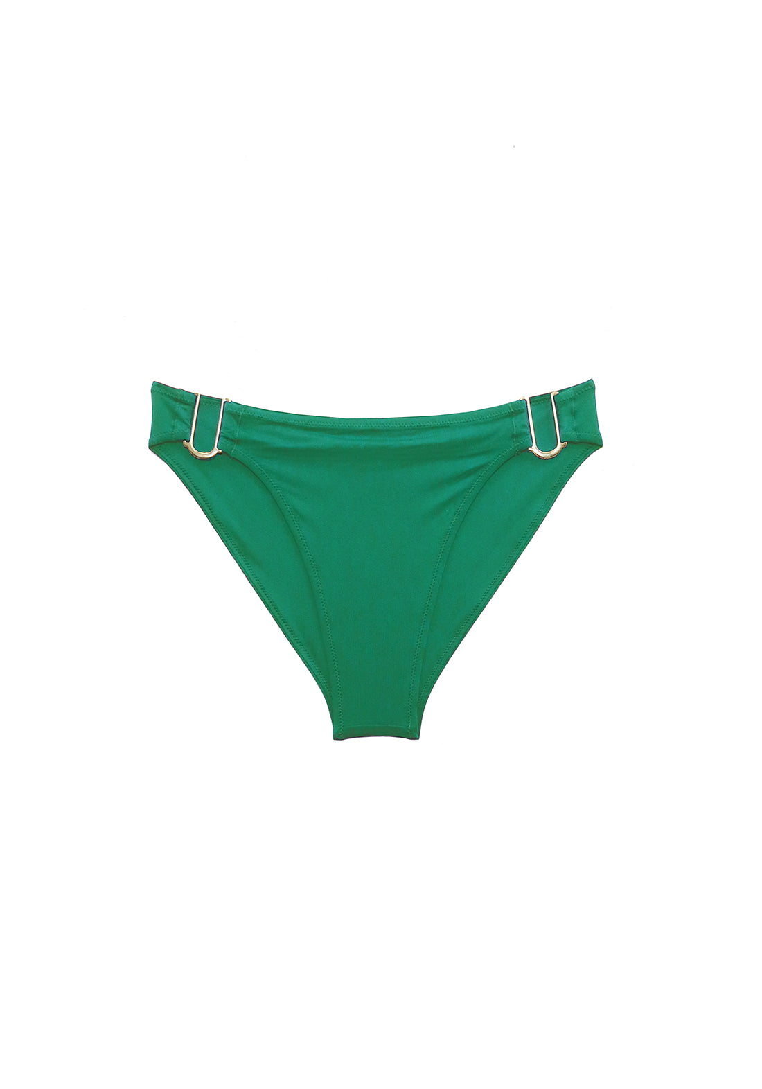Rêve d'Été Bikini Brief in Green