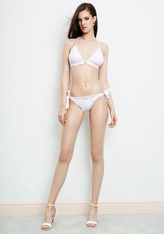 Elite Bikini Briefs in White
