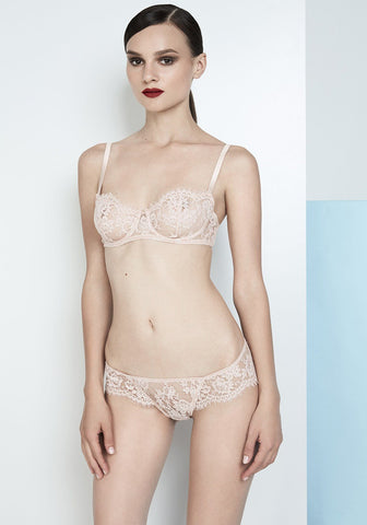 Chimere lace brief