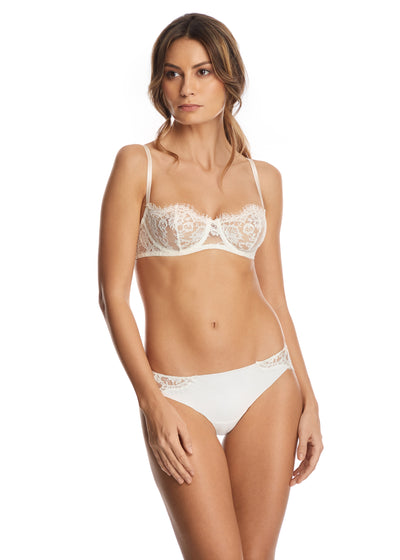 Fantasia Brief in Ivory