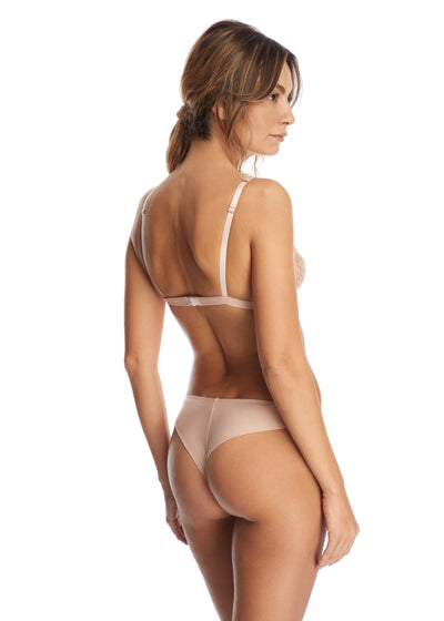 Endless Nights Thong in Blush