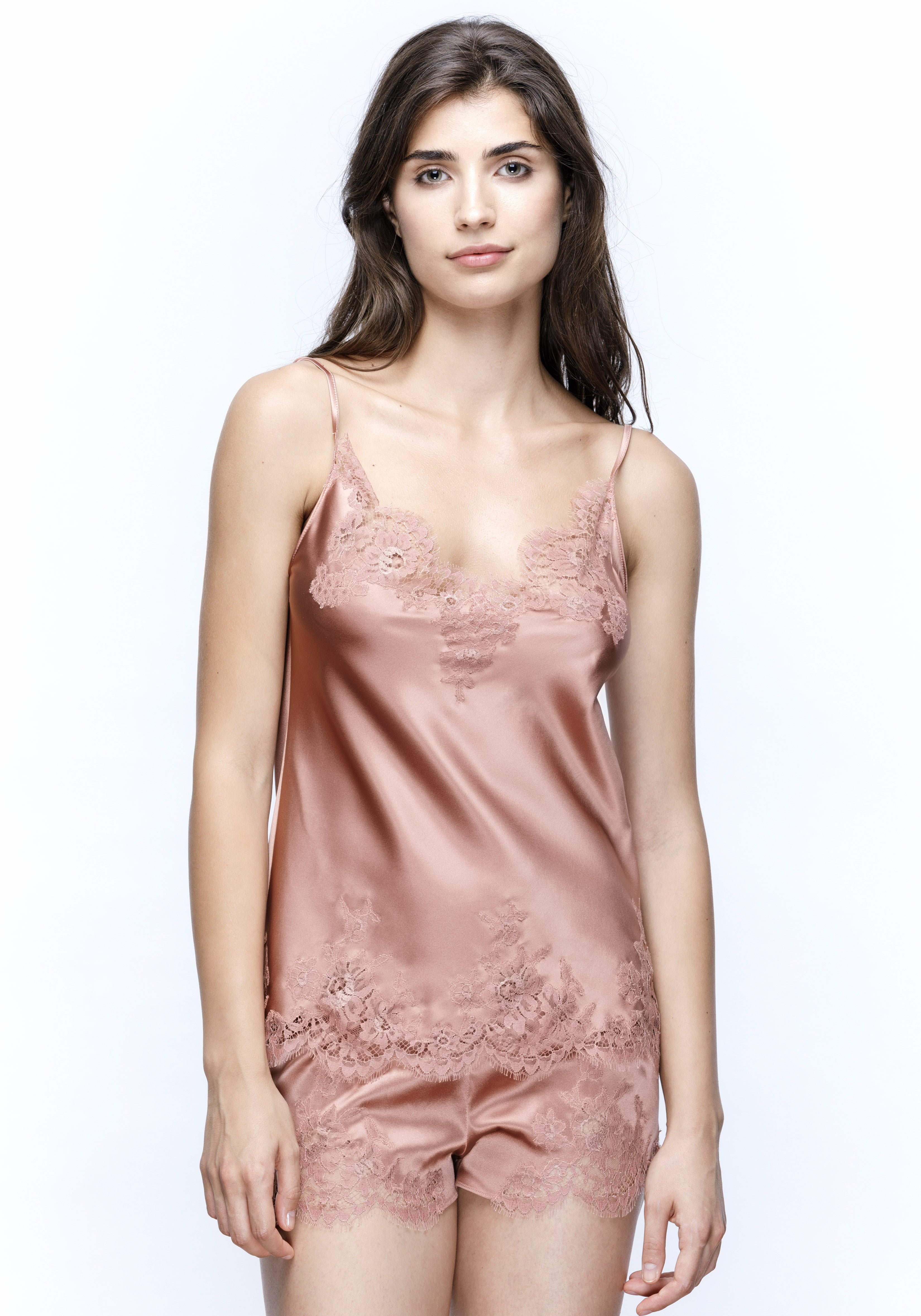 East of Eden Camisole in Cappuccino