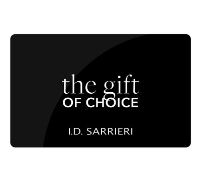 I.D. Sarrieri gift card