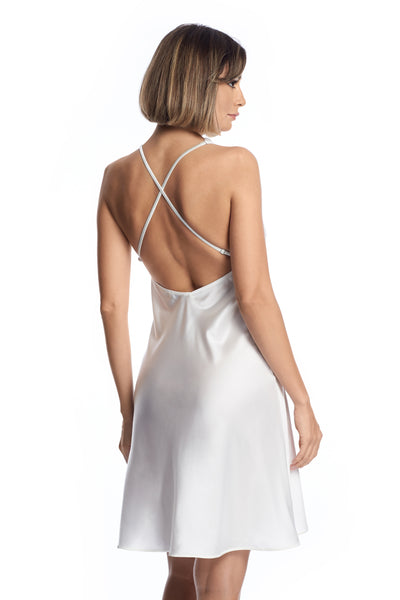 Lasting Love Midi Dress in Ivory - I.D. Sarrieri