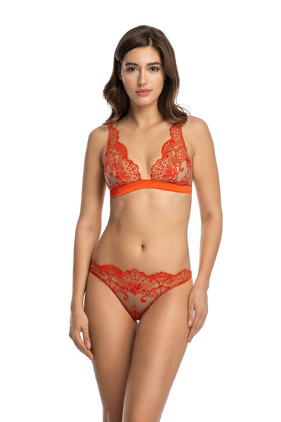 Something Special Briefs in Red Coral - I.D. Sarrieri